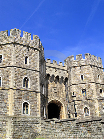 Windsor Castle Henry VIII Gateway