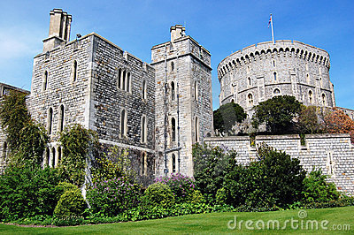 Windsor Castle in Windsor, United Kingdom