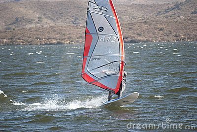 Windsurf Editorial Photography