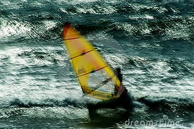 Windsurf blurred