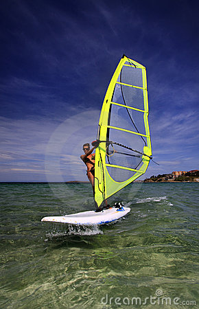 Windsurf women