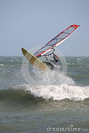 Free Windsurfer Stock Image - 656971
