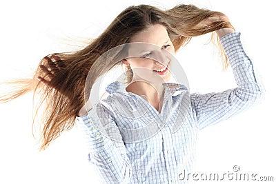Windswept Exhilaration