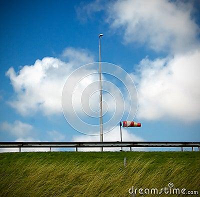Windy highway