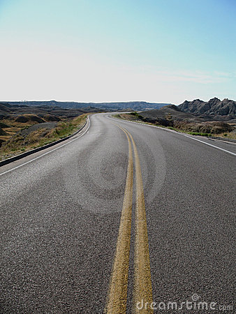 Free Windy Road Royalty Free Stock Image - 1175216