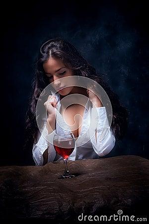Free Wine Royalty Free Stock Photos - 7449478