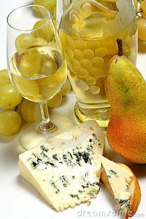 Free Wine And Cheese Royalty Free Stock Photos - 3854658