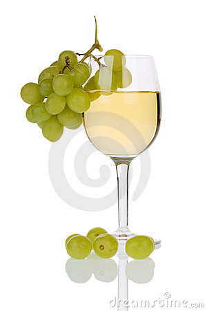 Free Wine And Grapes Stock Photography - 1762852