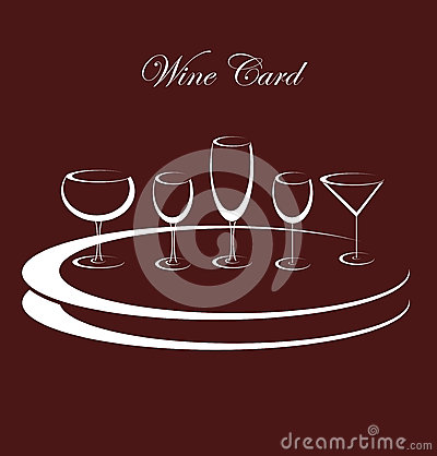 Wine background alcohol drink glasses