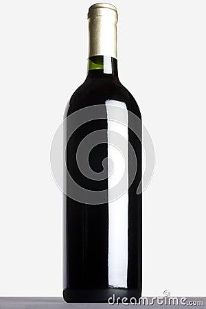 Free Wine Bottle Royalty Free Stock Photo - 1055105