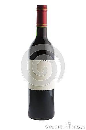 Free Wine Bottle Royalty Free Stock Photos - 16193968