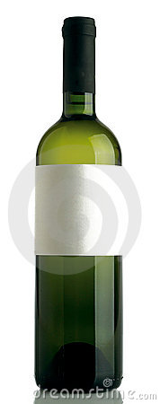 Free Wine Bottle Royalty Free Stock Photo - 1656795