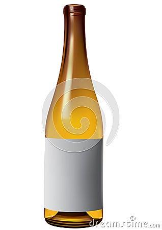 Free Wine Bottle 2 Stock Images - 10484964