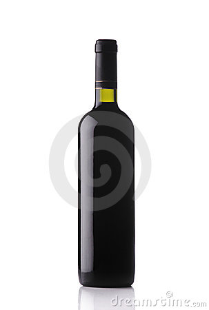 Free Wine Bottle Royalty Free Stock Images - 4038769
