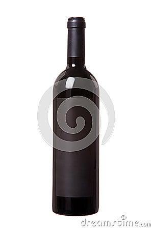 Free Wine Bottle Royalty Free Stock Photos - 6509858