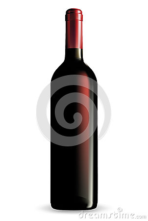 Free Wine Bottle Royalty Free Stock Images - 89059009