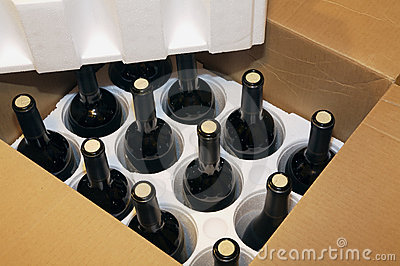 Wine Box Shipment