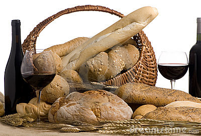 Wine and Bread 3 (12-10)