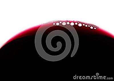 Wine bubles