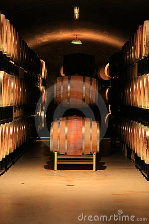 Free Wine Cellar Stock Image - 10334321