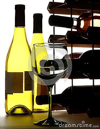 Free Wine Cellar Stock Image - 1555961