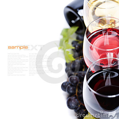 Free Wine Composition Stock Images - 16224624