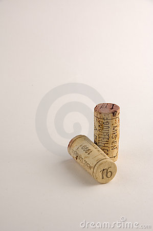 Free Wine Corks Royalty Free Stock Photography - 261217