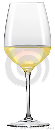 Free Wine Glass 3 Royalty Free Stock Photo - 25755115