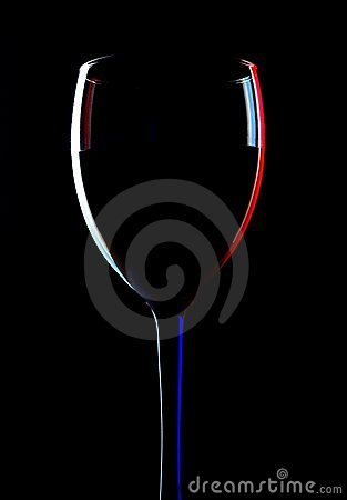 Wine Glass Outline