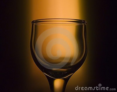 Wine-glass part