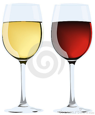 Free Wine Glasses Stock Image - 10178231