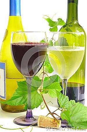 Free Wine Glasses Stock Image - 2016511