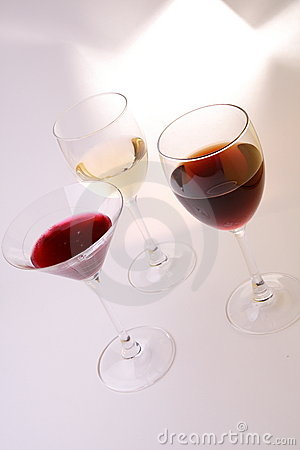 Free Wine Glasses Stock Images - 5323524