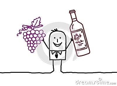 Wine & grapes