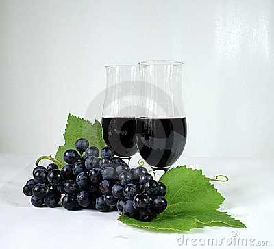 Free Wine Grapes Royalty Free Stock Images - 2993789