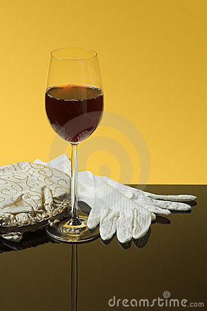 Wine and Lace