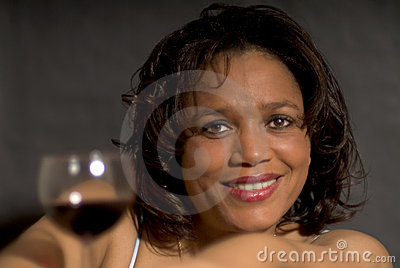 Wine Lover Stock Photo - Image: 87850