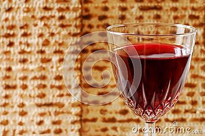Wine and Matzah