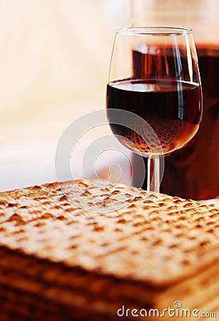 Wine and Matzot