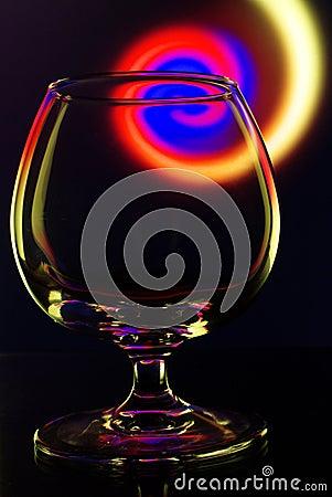 Wineglass swirl