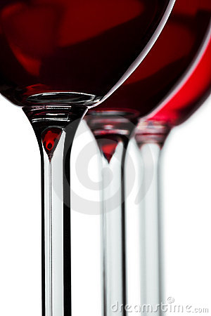 Free Wineglasses Royalty Free Stock Image - 13291956