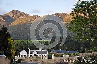 winelands home  franschhoek south africa