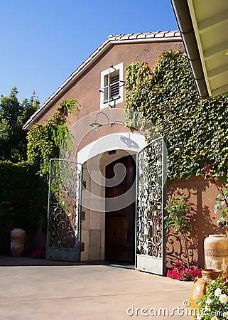 Free Winery-Napa Valley California Stock Photo - 21530