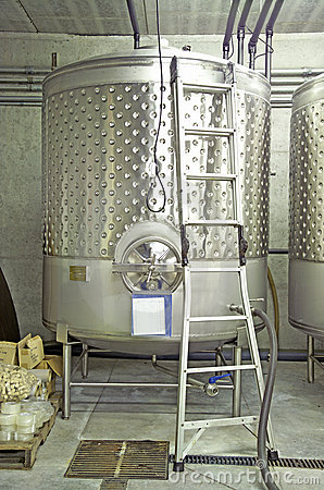 Winery-Single Vat