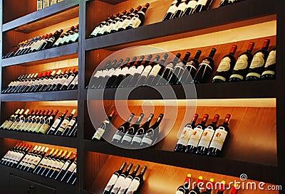 Wines Editorial Image