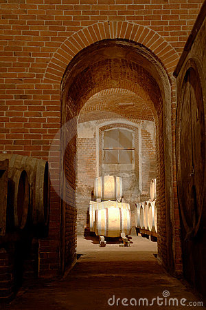 Wineyard cellar