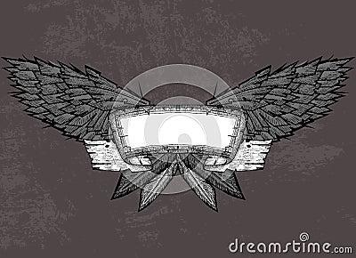 Wing frame