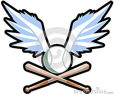 Wooden Baseball Bats Graphic