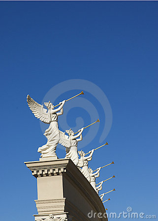 Free Winged Trumpeters Royalty Free Stock Photography - 3858397