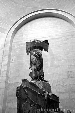 Winged Victory Editorial Image